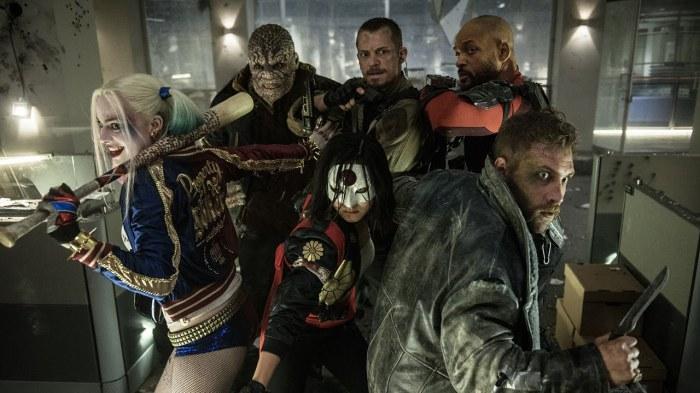 Suicide Squad 2016