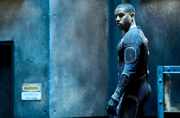 Michael B. Jordan as The Human Torch