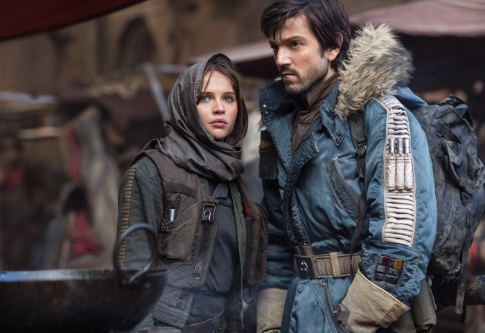 Review of Rogue One: A Star Wars Story