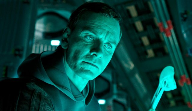Michael Fassbender as Walter in Alien: Covenant (2017)