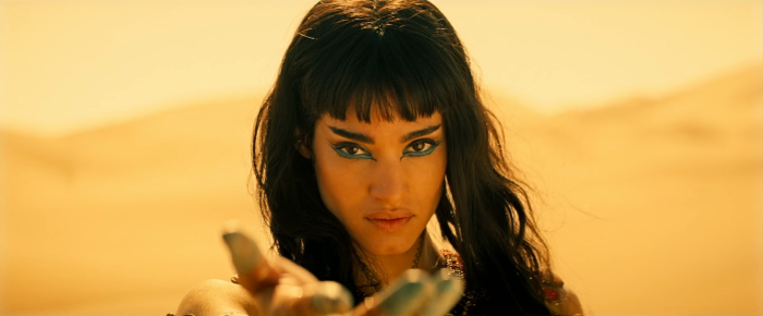 Sofia Boutella as Ahmanet in The Mummy (2017)