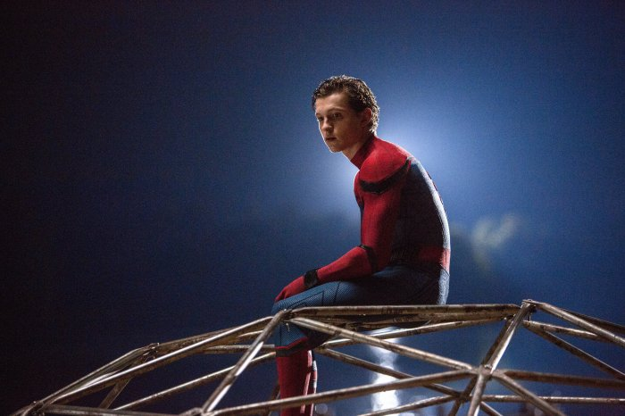 Tom Holland as Spider-Man