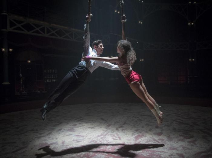 Greatest Showman - Zac Efron and Zendaya
