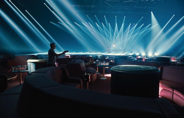 Blade Runner 2049 casino scene