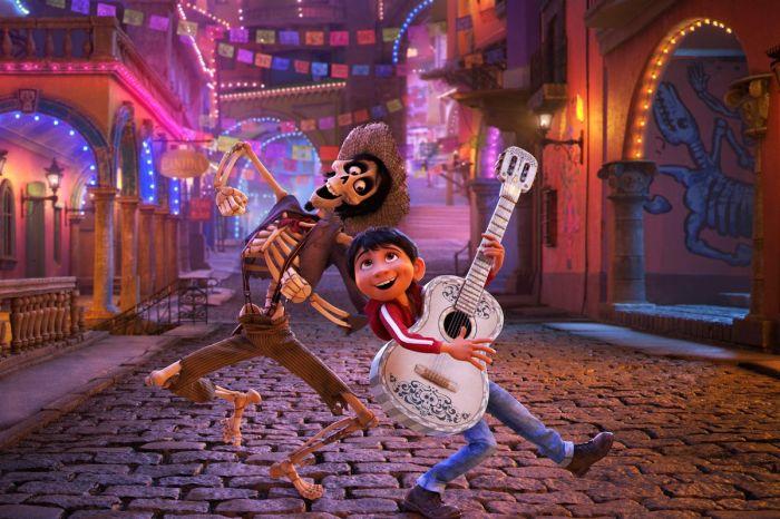 Disney/Pixar's Coco (2017)