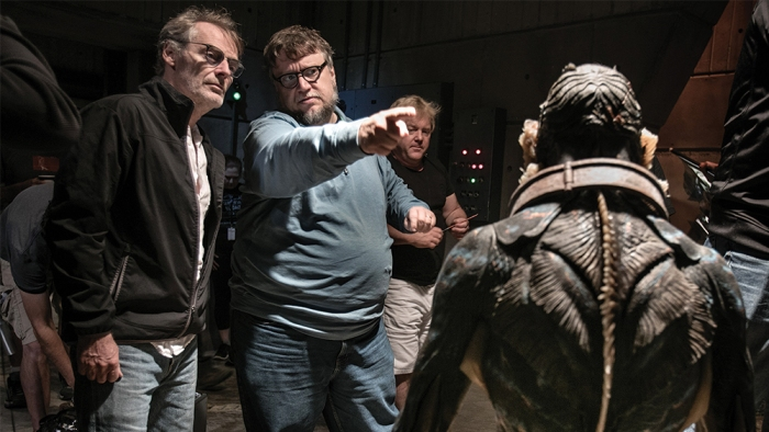 Guillermo Del Toro directs The Shape of Water
