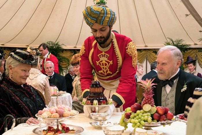 Costumes from Victoria & Abdul